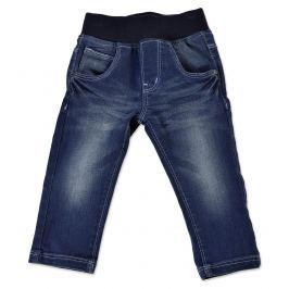 Blue Seven Dievčenské riflové nohavice - tmavo modré