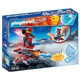 Playmobil 6835 firebot s odpalovačom