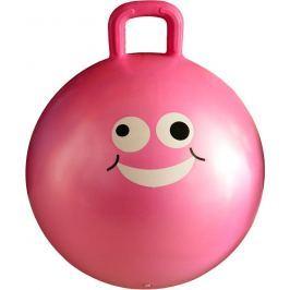 Sulov JUMPING BALL, 55 cm, ružový