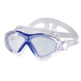 Spokey VISTA JUNIOR Plavecké okuliare priehľadné s modrým