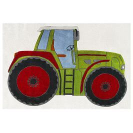 Happy Rugs Detský koberec traktor, 120x180 cm