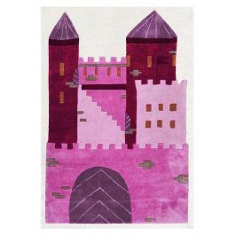 Happy Rugs Detský koberec hrad, 120x180 cm