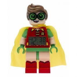 LEGO® Watch & Clock LEGO® BATMAN MOVIE Robin - hodiny s budíkom