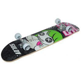 Sulov Skateboard TOP 31x8, Voodoo