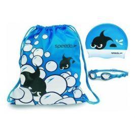 Sulov Detský plavecký komplet Speedo - modrý