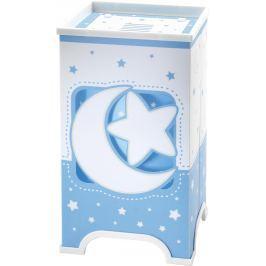 Dalber Detská stolová lampička LED Moon Blue