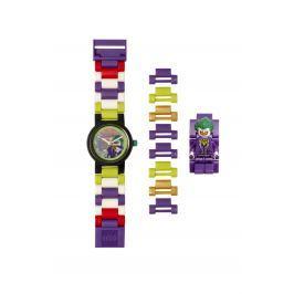 LEGO® Watch & Clock Detské hodinky Batman Movie Joker - fialové