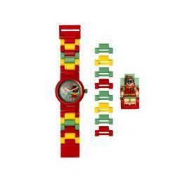 LEGO® Watch & Clock Detské hodinky Batman Movie Robin - fialové