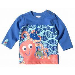 Gelati Chlapčenské tričko s chobotnicou - modré