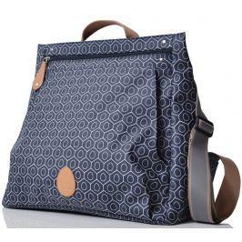 PacaPod LEWIS námornícka modrá - kabelka aj prebaľovacia taška
