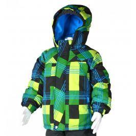 Bugga Chlapčenská zimná bunda - farebná