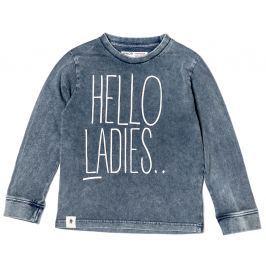 Minoti Chlapčenské tričko Tunes 4 - šedé