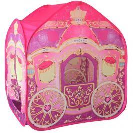Knorrtoys Detský stan Princezná Charlotte - ružový