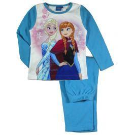 E plus M Dievčenské pyžamo Frozen - modré