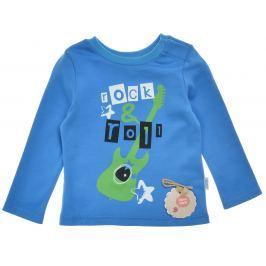 Garnamama Chlapčenské tričko Rock & Roll - modré