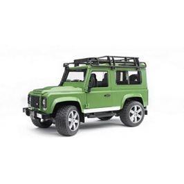 Bruder Land Rover s manuálnym ovládaním smeru kolies 1:16