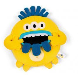 Tidy Freaks Poriadna príšerka Graby - žltý