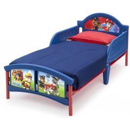 Delta Detská posteľ Paw Patrol - modrá