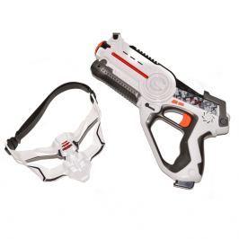 Wiky Territory Single pack - pištoľ a maska - biele
