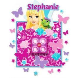 LEGO® LED Lite Detské nočné orientačné svetlo Stephanie