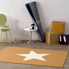 Hanse Home Detský koberec Hviezda, 140x200 cm - béžový