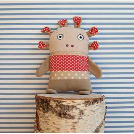 Bartex Design Pyžamožrout, malý - béžový