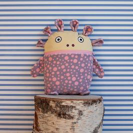 Bartex Design Pyžamožrout, veľký - ružový