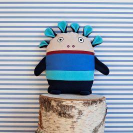 Bartex Design Pyžamožrout, veľký - modrý