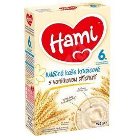 Hami Mliečna kaša krupicová vanilková, 225g