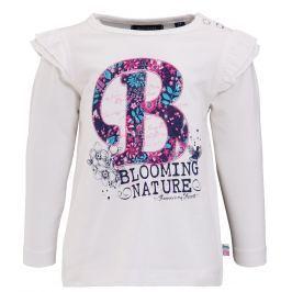 Blue Seven Dievčenské tričko B - biele