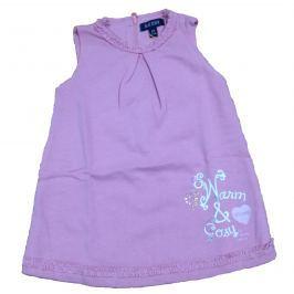 03f7e47a610e Detail · Blue Seven Dievčenské šaty Cosy - tmavo ružovej