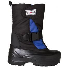 Stonz Chlapčenské zimné trekové topánky - modré