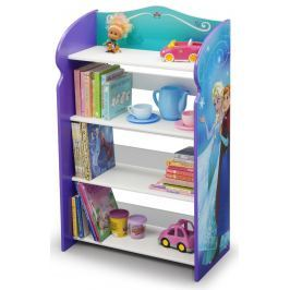 Delta Detská knižnica Frozen - farebná