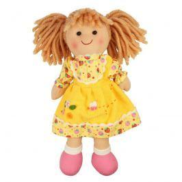 Bigjigs Látková bábika Daisy - 25 cm