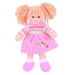 Bigjigs Látková bábika Jenny - 25 cm