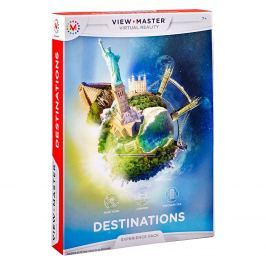 MATTEL View-master Zážitkový balíček: Zaujímavé miesta