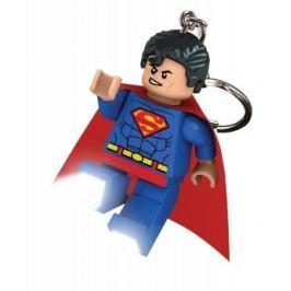 LEGO® LED Lite Detská svietiaca figúrka DC Super Heroes Superman - modrá