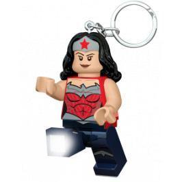 LEGO® LED Lite Detská svietiace figúrka DC Super Heroes GWonder Woman - červená