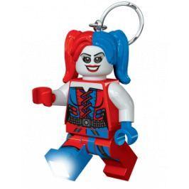 LEGO® LED Lite Detská svietiace figúrka DC Super Heroes Harley Quinn - červeno-modrá