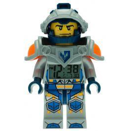 LEGO® Watch & Clock Detské hodiny s budíkom Nexo Knights Clay