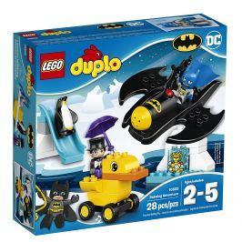 LEGO® DUPLO® Super Heroes 10823 Dobrodružstvo s Batwing