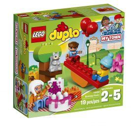 LEGO® DUPLO® Town 10832 Narodeninový piknik