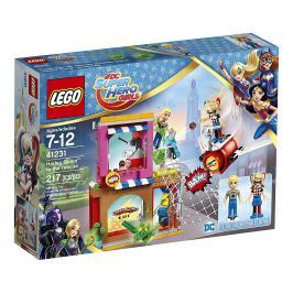 LEGO® DC Super Hero Girls ™ 41231 Harley Quinn ™ ponáhľa na pomoc