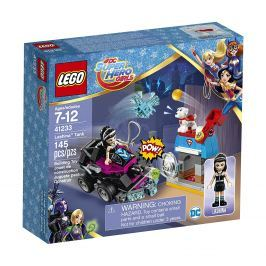 LEGO® DC Super Hero Girls ™ 41233 Lashina ™ a vozidlo do akcie