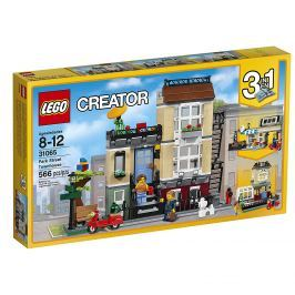 LEGO® Creator 31065 Mestský dom so záhradkou