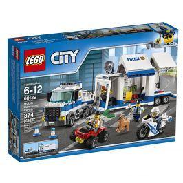 LEGO® City Police 60139 Mobilné veliteľské centrum