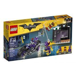 LEGO® BATMAN MOVIE 70902 Catwoman ™ a naháňačka na Catcycle