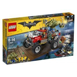 LEGO® BATMAN MOVIE 70907 Killer Crocov Tail-Gator