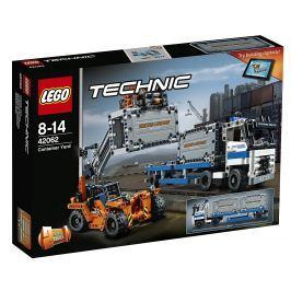 LEGO® Technic 42062 Preprava kontajnerov