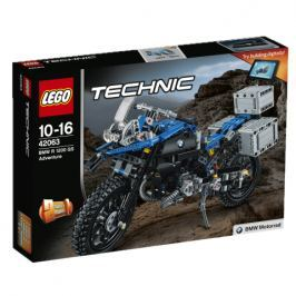 LEGO® Technic 42063 BMW R 1200 GS Adventure
